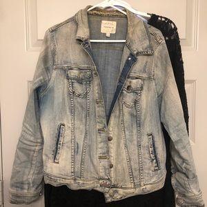 Torrid size 1 denim jacket